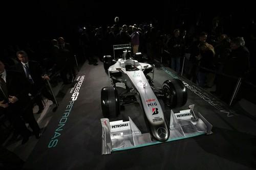 Mercedes GP Petronas