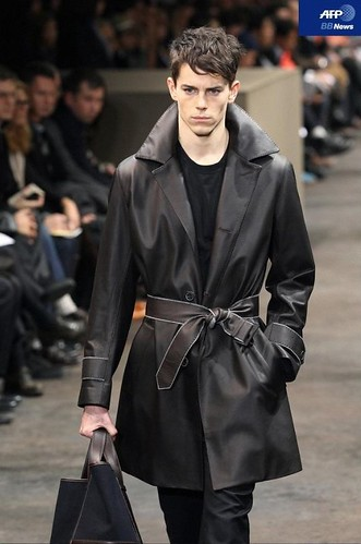 Jeremy Young3134_FW10_Paris_Hermes(AFP BB News)