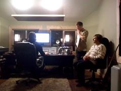 Ryan, Francis, & Colin (ryland.haggis) Tags: studio drums bc bass drummer recording sessions abbotsford recordingstudio bassplayer electricbass rylandhaggis colinbullock samheard
