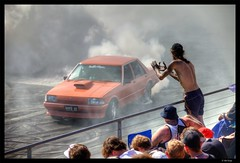 Muscle Cars & Bogans 00016 (Raul Cortijo) Tags: perth burnout austrlia burnoutcompetition ltytr1 perthmotorplex