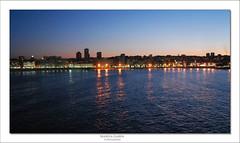 Atardece en Riazor (Marisa Gabn (*)) Tags: sunset atardecer galicia puestadesol acorua pasb nikond60 playaderiazor marisagabn