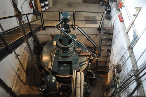 Hydroelectric Generator at Simon Pearce