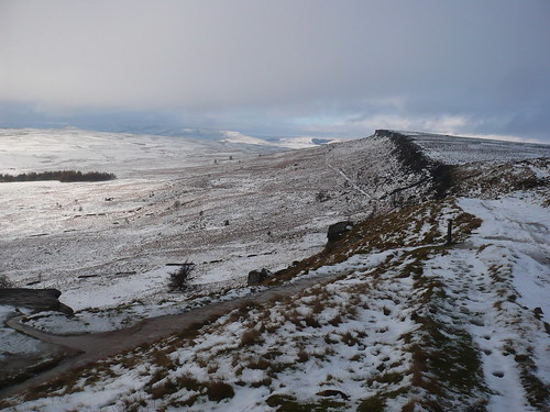 Hathersage ~ Boxing Day, 2009