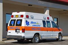 Medic Ambulance (So Cal Metro) Tags: rescue ford memphis ambulance van medic paramedic ems emt econoline eseries e350 madicambulance