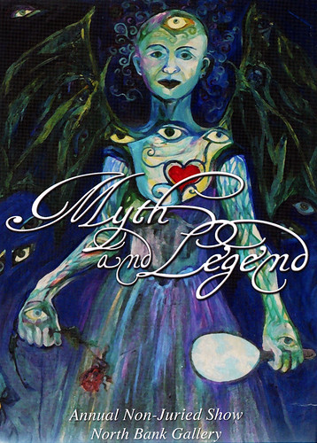 Myth and Legend art show