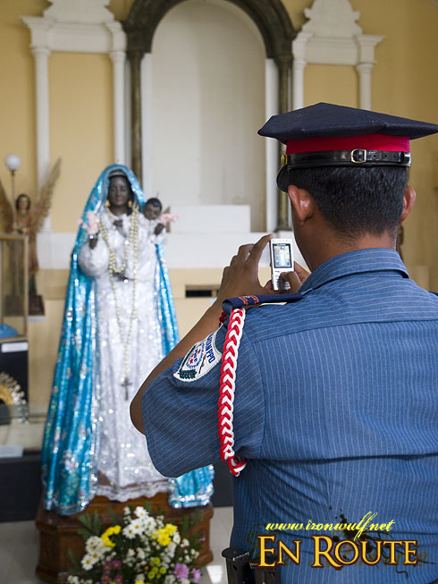 Piat Museum Security Escort Photo