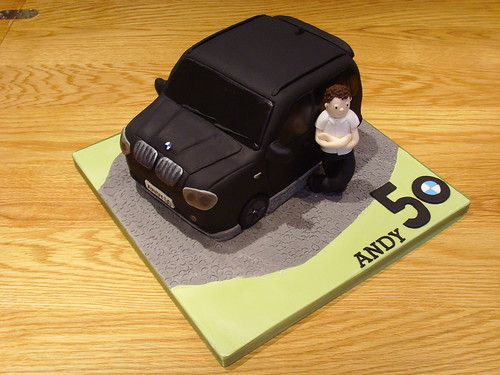 Bmw x5 Birthday Cake