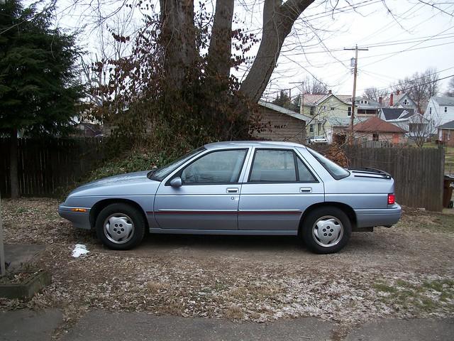 Chevrolet       Corsica    22  1995