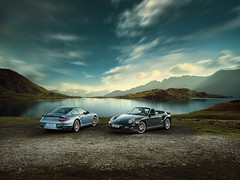 Porsche 911 Turbo S (John Chow dot Com) Tags: germany 911 s turbo porsche