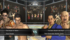 Yakuza 3 All Star Tag Tournament