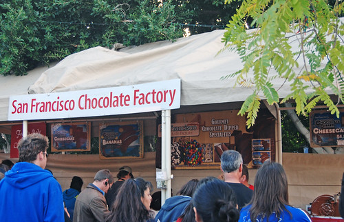 Glendale Chocolate Affaire San Francisco Chocolate Factory