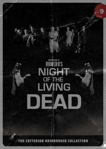 Criterion Grindhouse #9: Night of the Living Dead