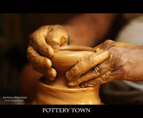 Creative Hands | Pottery Town[Made it to BWS Home Page]