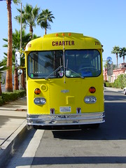 Tweety 711 001 (crown426) Tags: california schoolbus anaheim gillig charterbus tweetytransportation