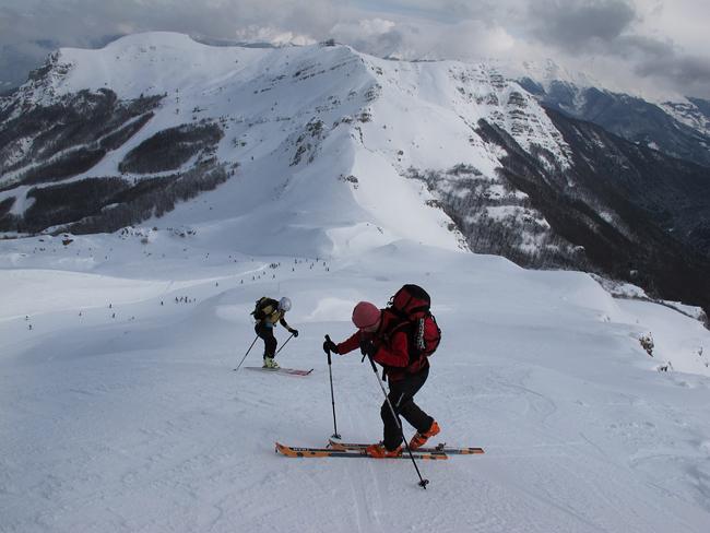 Scialpinismo Val di Luce - Alpe tre Potenze