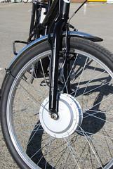 Yuba el Mundo Front Hub (Yuba Riders) Tags: bike electric utility cargo assist motor mundo yuba