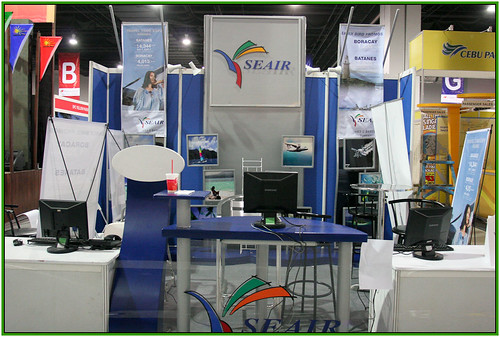 17th Travel Fair - SEAIR Booth