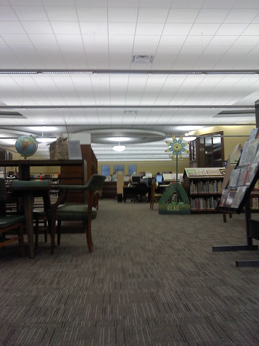 Orchard Park Library