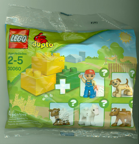 30060 Duplo Easter Impulse - Front