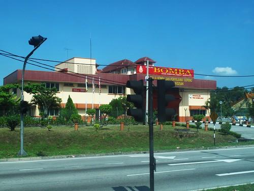 IMG_8426  Gopeng Fire Station,Gopeng Bomba