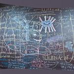 Bennu Bathroom Chalk Board