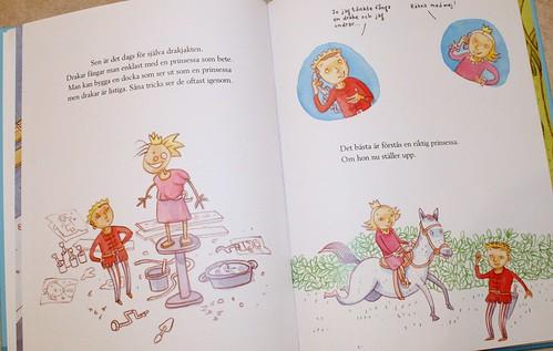 Per Gustavssons prinsessa och prins