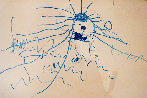 Talise's self portrait