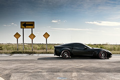 360 Widebody Concave Vette.5 (360 Forged) Tags: red sky black nikon time florida miami wheels attack 360 mia rims fla corvette forged concave z06 widebody hre vossen hrewheels adv1 vossenwheels d300s 360forged advanceone deepconcave adv1wheels adv05