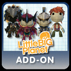 LBP White Knight Pack