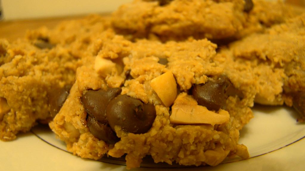 Chocolate Peanut Lover's Crunch