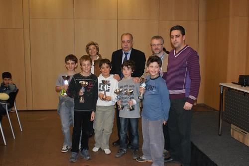 Campió sub10, Escola Andorrana de La Massana B