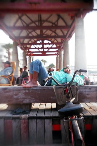 流浪者碼頭