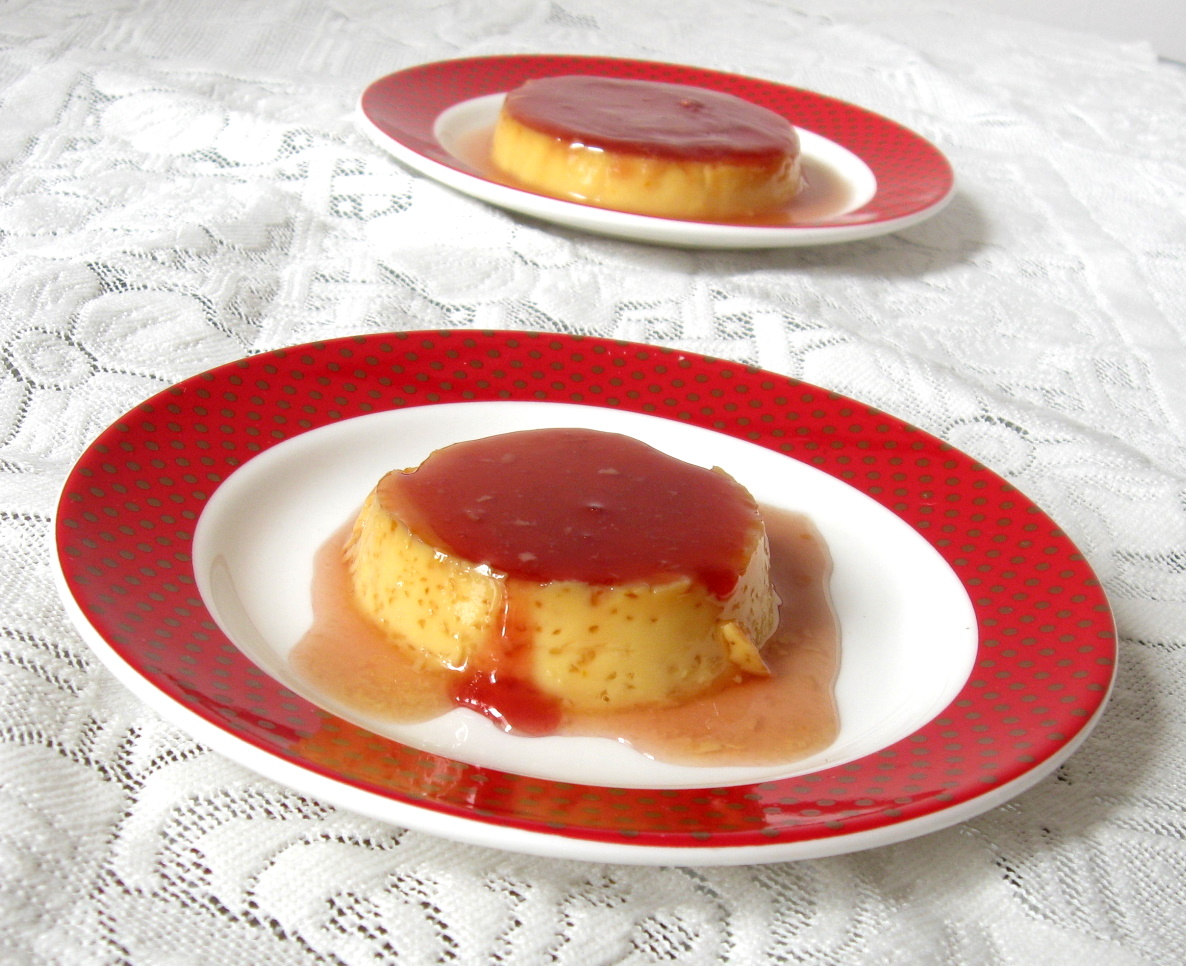 Leche Flan Baked vs Steamed