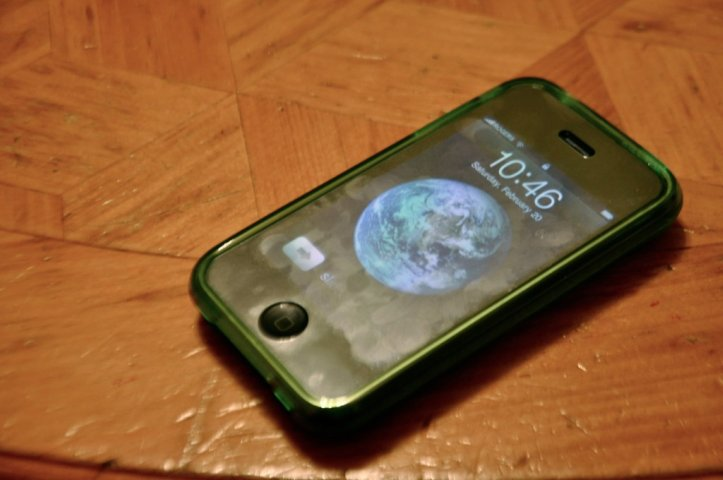 new phone!