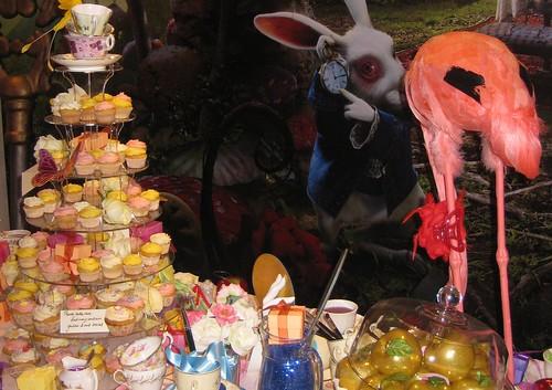 Claire's Alice in Wonderland popup