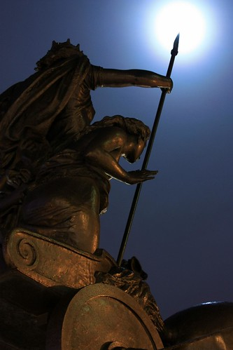 Boadicea Spears The Moon