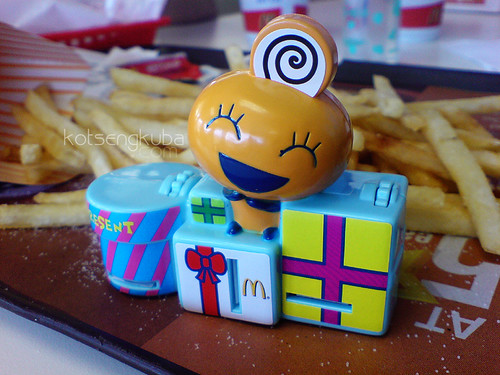 McDonald's Happy Meal toy
