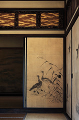 Japanese traditional style house interior design / () (TANAKA Juuyoh ()) Tags: house home architecture japanese design high ancient interior traditional style hires resolution  5d hi sliding residence res partition  markii