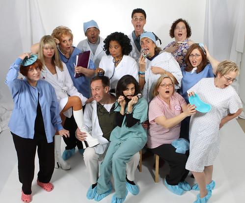2010 Tulsa Gridiron Cast