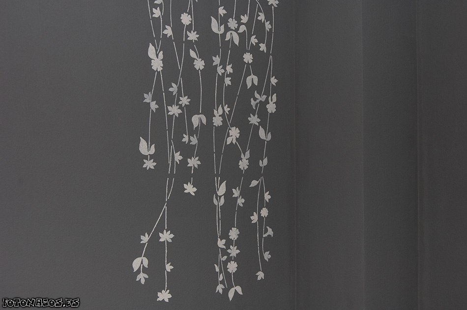 Para pintar vinilos en gotel decorar tu casa es for Vinilos pared gotele