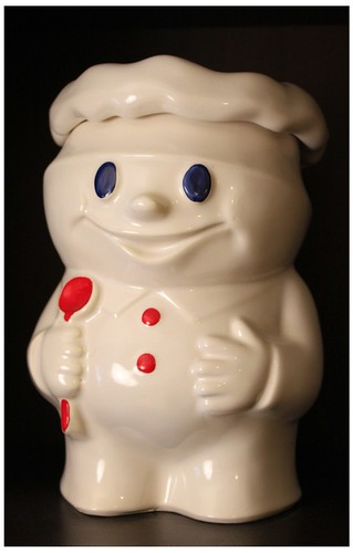 "McCoy ""Bobby Baker"" Cookie Jar"