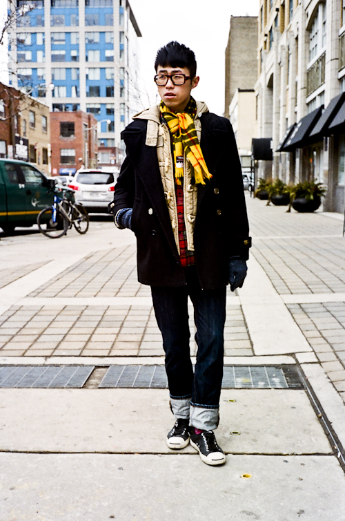 Layers, Toronto Street Fashion @ Richmond St. W., Toronto