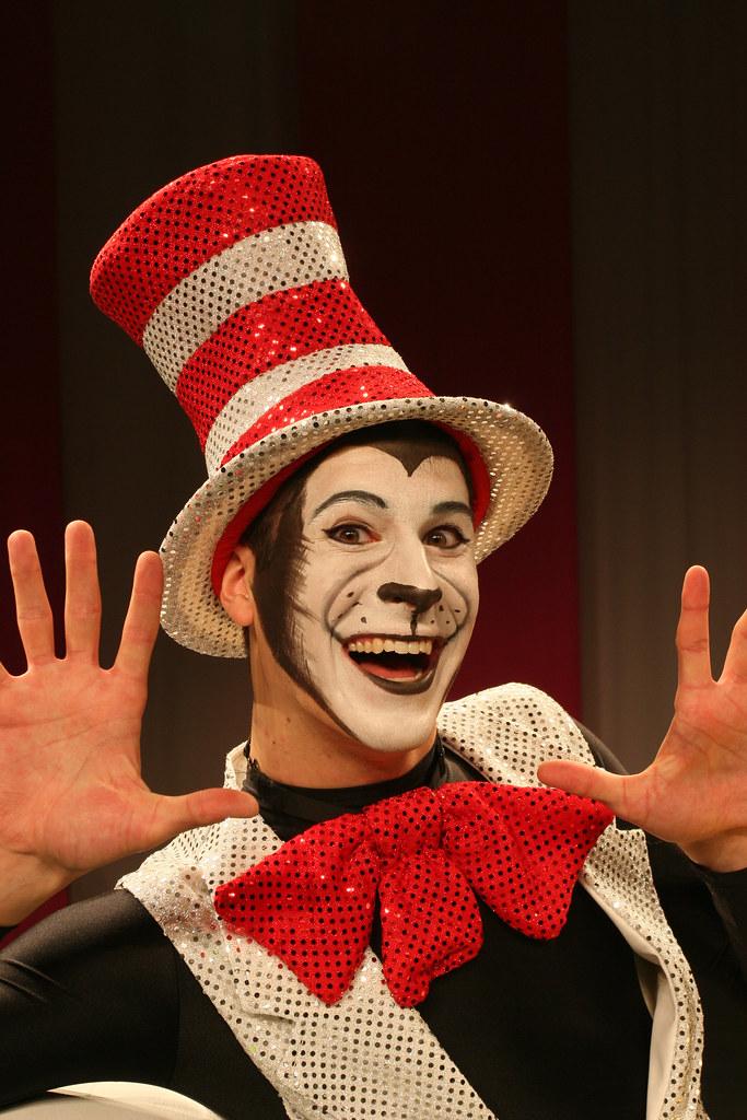 SuessicalPR_002 (L. Greene) Tags: school hat cat san francisco circus d arts