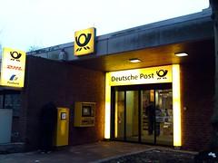 Post-Filiale Wrangelstraße