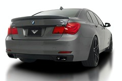 BMW 7 SERIES TUNED BY Vorsteiner