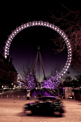 London eye by night *2*