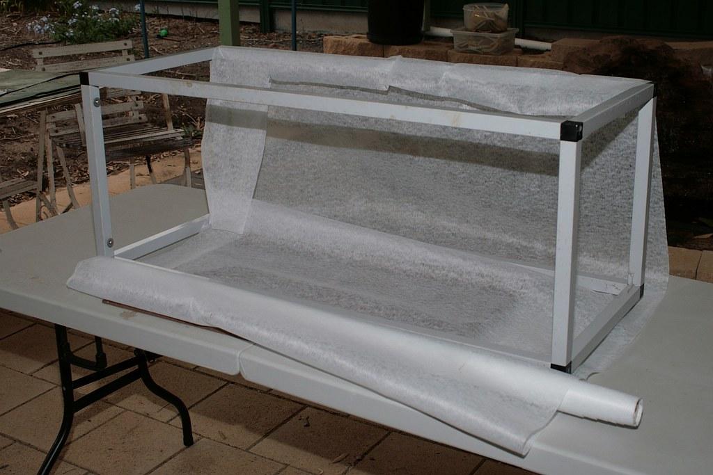 Light Box - Frame & Material