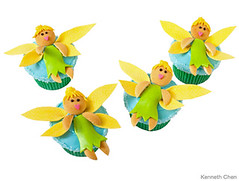 Fairy Cupcakes (Courtesy Parenting.com)
