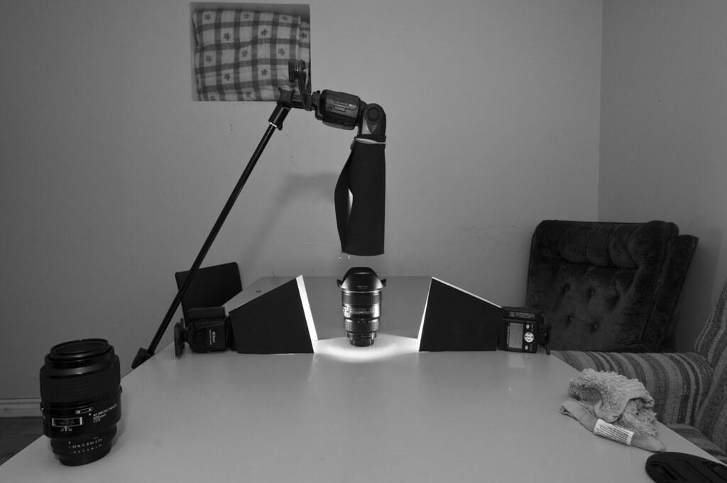 Nikon 17-35mm f/2.8 AF-S Setup