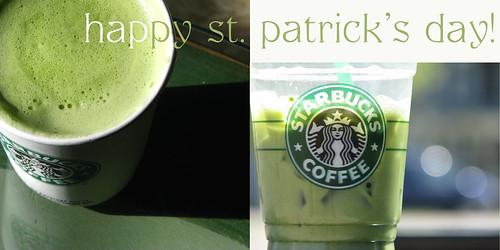 sbux green teas